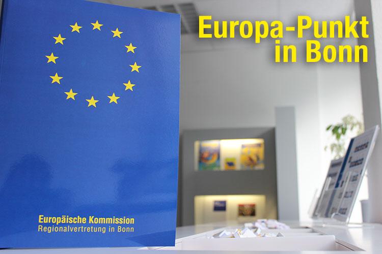 Europa-Punkt in Bonn